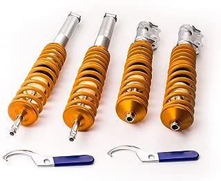maXpeedingrods Coilovers for VW Golf Mk2 (19E) 1983-1992 / VW Golf Mk3 (1H/1E) 1991-1999 / VW Jetta Mk2 (19E) 1984-1992 / VW Jetta Mk3 (1H) 1994-1998