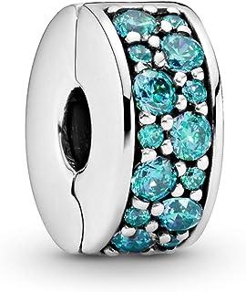 Pandora Women Silver Bead Charm - 791817MCZ