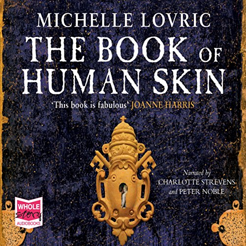 The Book of Human Skin audiobook cover art
