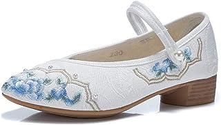 Lazutom , Escarpins pour Femme - Blanc -