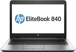 2019 HP Elitebook 840 G3 Business Laptop Computer: 14