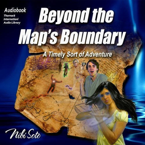 Beyond the Map's Boundary audiobook cover art