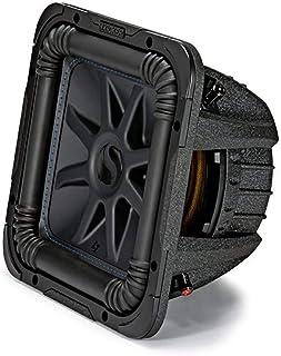 KICKER 44L7S104 25,4 cm (10 inç) Solobaric L7 Woofer Siyah