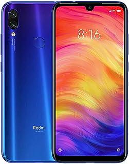 Celular Redmi Note 7 4GB /128GB, Neptune Blue