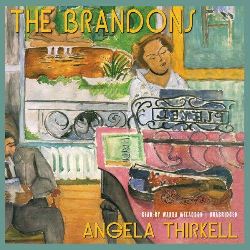 The Brandons audiobook cover art