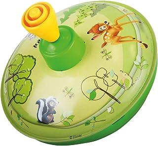 Bolz 52532 peonza - Peonzas (Pump Spinning Top, Multicolor, 1,5 año(s), Niño/niña, Disney, 130 mm)