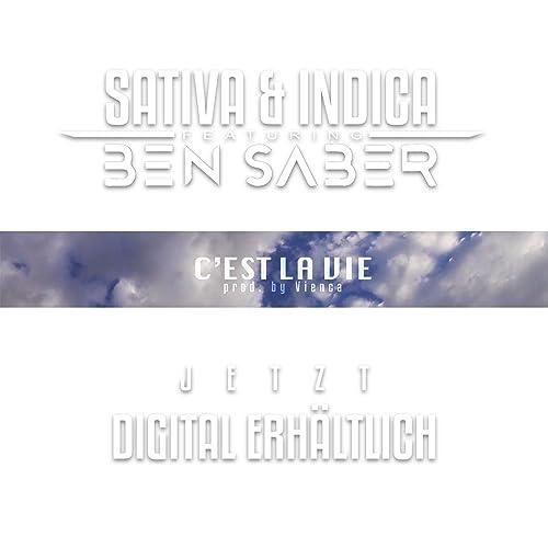 Amazon.com: Cest la vie (feat. Ben Saber): Sativa & Indica ...