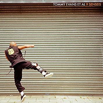 9 Senseis (feat. Breis, Ric Flo, Tstarnay, Jack Price, Broken Pen, Artcha, Woodzy, Poetikah)