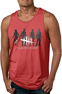 Red Cute Dead by Daylight Men's Tank Top