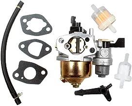AISEN Carburetor for Mini Baja Warrior Heat Mb165 Mb200 163cc 5.5hp 196cc 6.5hp Generator Carb Fuel Line Filter