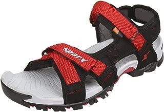 Sparx Men's SS0447 Series Black Red Synthetic Running Sandal 10UK