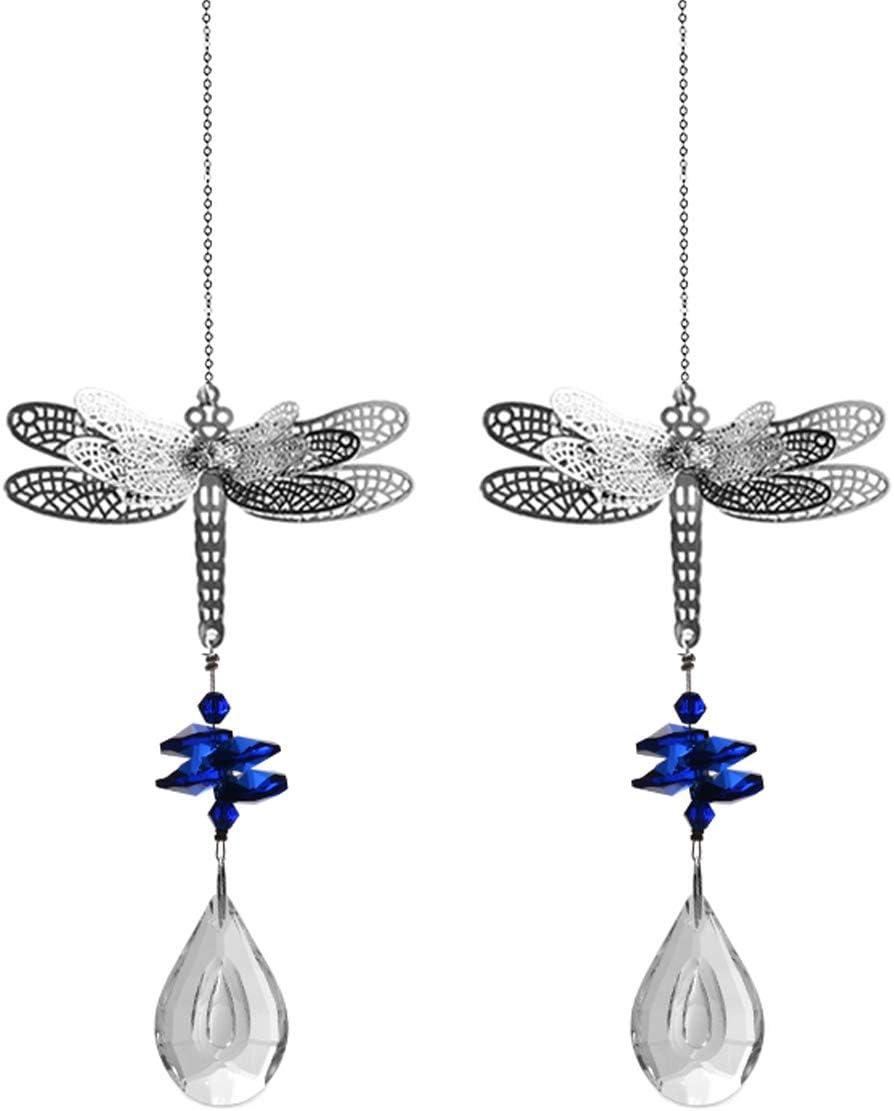 Blue shopping Crystal Suncatchers Sale price for Hangin LONGSHENG Windows Suncatcher