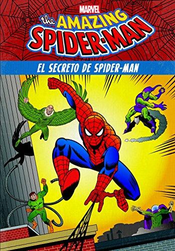 Spider-Man. El secreto de Spider-Man: Cuento cómic