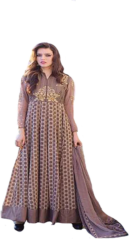 New Designer Collection Anarkali Salwar Kameez suit Ceremony Muslim Women 8737