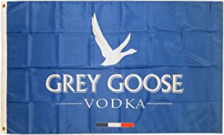 2But Grey Goose Vodka France Flag Banner 3x5 Feet Man Cave