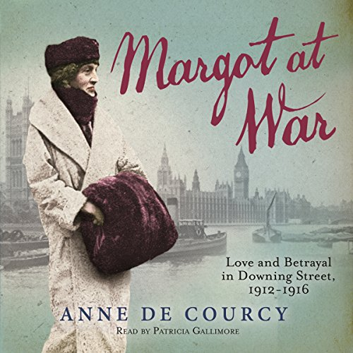 Margot at War cover art