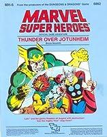 Thunder over Jotunheim (Marvel Super Heroes module MH6) 0880381981 Book Cover