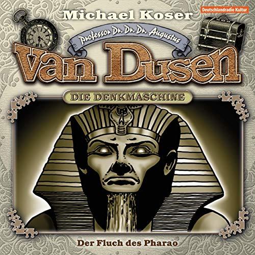 Couverture de Der Fluch des Pharao