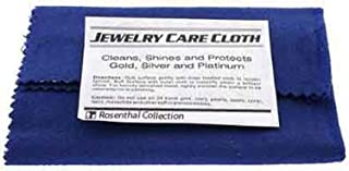 """Polishing Cloth, for Silver, Gold, Brass, Most other Metals 12"""" x 15"""" Large"""