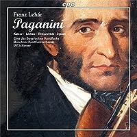 Lehar: Paganini by Frank Manhold