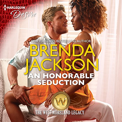 An Honorable Seduction audiobook cover art