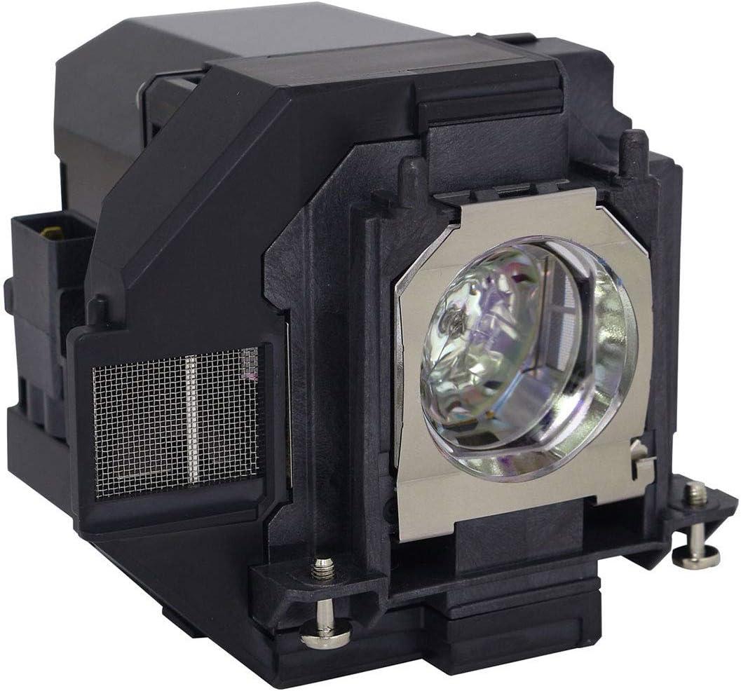 for Epson VS260 Projector Lamp by Dekain (Original Philips Bulb Inside)