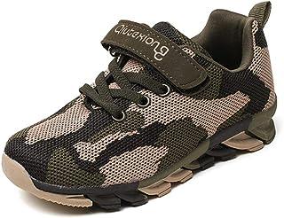 1c8368dc1349f BINGMAX Sneakers Enfant d hiver Camouflage Baskets Garçon Chaussure de  Course Sport Chaussure de Montagne