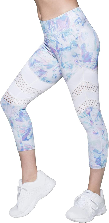 Brooke Taylors Samantha Capri Yoga Pant Leggings Tummy Control Womens Yoga Pants