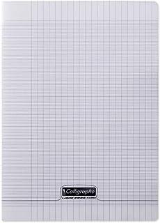 Clairefontaine 18029 C A4 Seyes Rayado grapas Bound Notebook con 24 hojas – translúcido