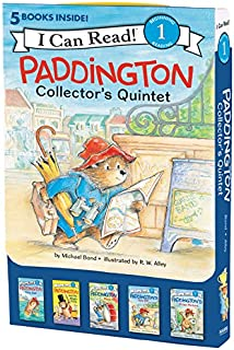 Paddington Collector's Quintet: 5 Fun-Filled Stories in 1 Box! (I Can Read Level 1)