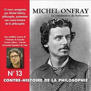 Contre-histoire de la philosophie 13.2  audiobook cover art