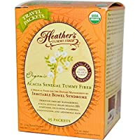 Heather s Tummy Care タミーファイバー オーガニック アカシアセネガル タミーファイバー 1 包