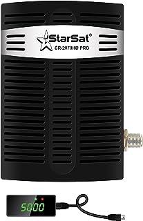 StarSat SR-2070HD Pro Full HD1080, 2xUSB, HDMI, 6000 Channels, EPG, MPEG4, Blind Scan, PVR, DVBS2, WiFi Supported (WiFi de...
