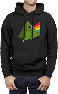 Heavy Blend Hooded Sweatshirt for Men Pullover Hoodie Sweatshirt Long Sleeve Hoodie