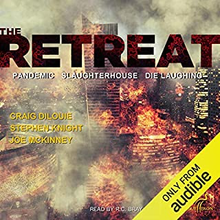 The Retreat Series audiobook cover art