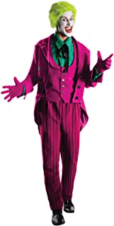 Costume Grand Heritage Joker Classic TV Batman Circa 1966 Costume