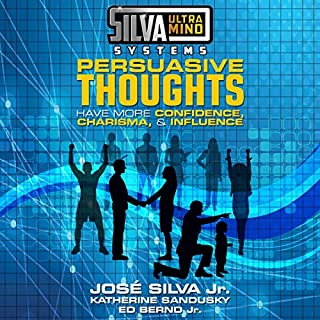 Silva Ultramind Systems Persuasive Thoughts audiobook cover art