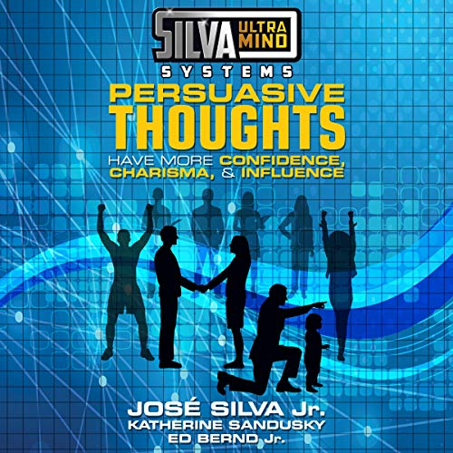 Silva Ultramind Systems Persuasive Thoughts cover art