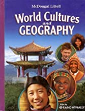 world cultures and geography mcdougal littell