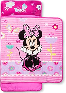 Minnie Mouse Kids Disney Nap Mat with Blanket
