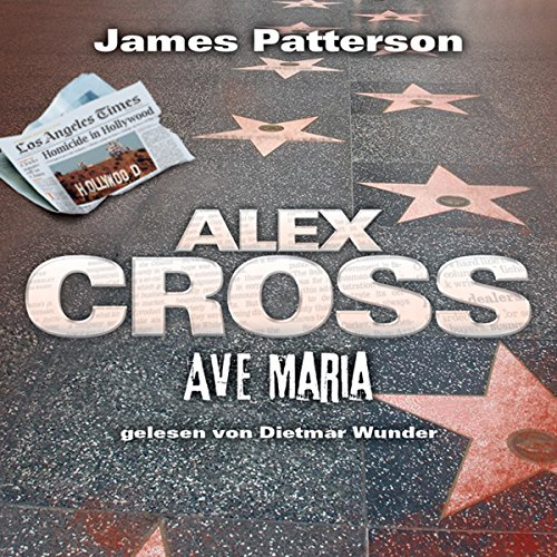 Ave Maria (Alex Cross 11) Titelbild