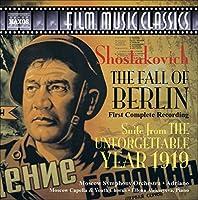 Film Music Classics: Fall of Berlin by DIMITRI SHOSTAKOVICH (2006-08-29)