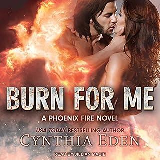 Burn for Me cover art