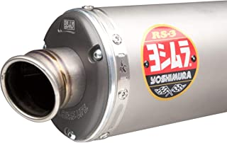 Yoshimura RS-3 Full System Exhaust (Race/Stainless Steel/Stainless Steel/Titanium/Works Finish)