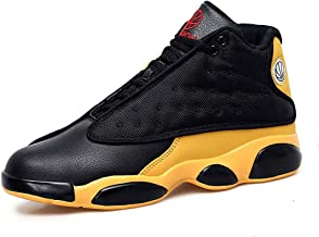 No.66 TOWN Men's Fashion Performance Basketball Shoes Sneakers