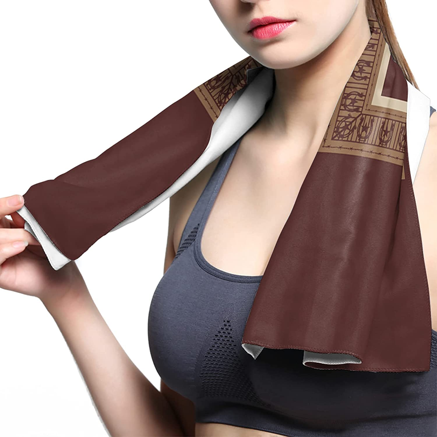ArneCase Cooling Towel Breathable Chilly Towels Our Free shipping / New shop most popular Microfiber Weste