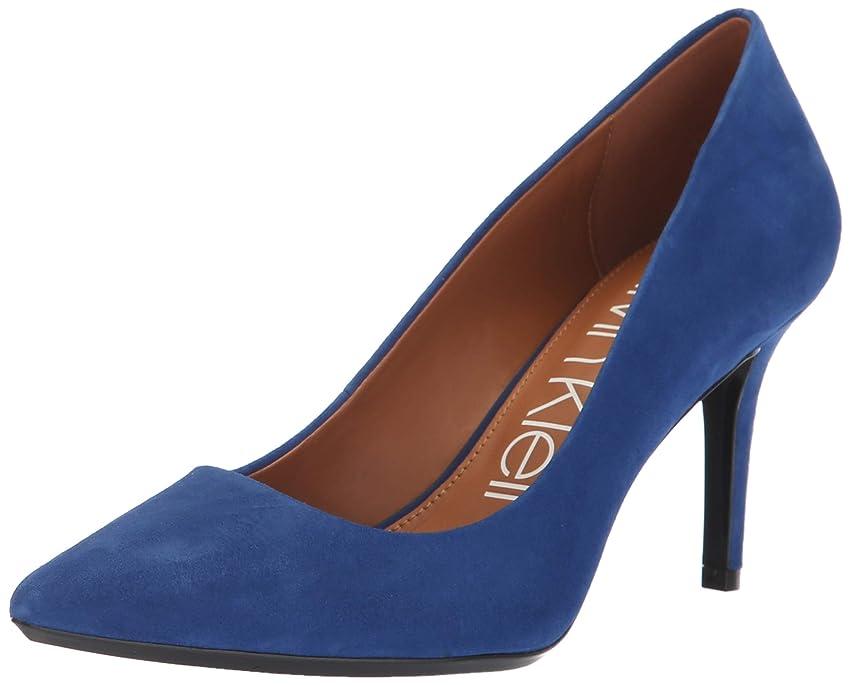 仲人輝く接地[Calvin Klein] レディース US サイズ: 5 B(M) US カラー: ブルー
