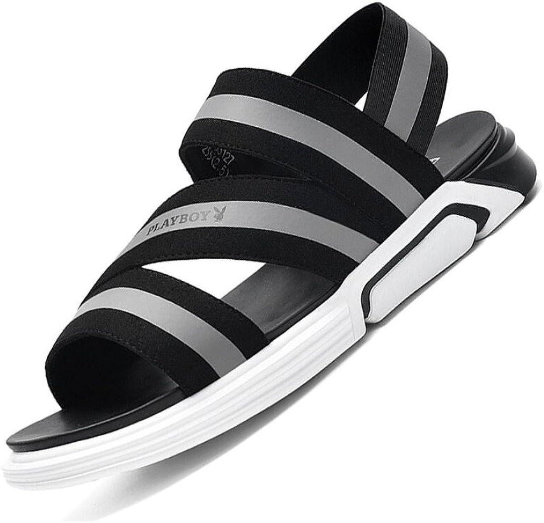 Herrenschuhe Sommer Rmersandalen Persnlichkeit Wilden Studenten Trend Schuhe Casual Strand Schuhe Outdoor Mode Erfrischende Sandalen Fest Geschlossen
