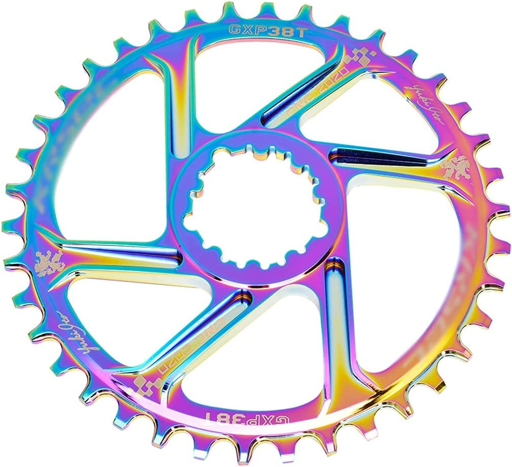 YonCog Bike Accessories Direct Mount Chainring Max 64% Super beauty product restock quality top! OFF 38T H 36T 32T 34T