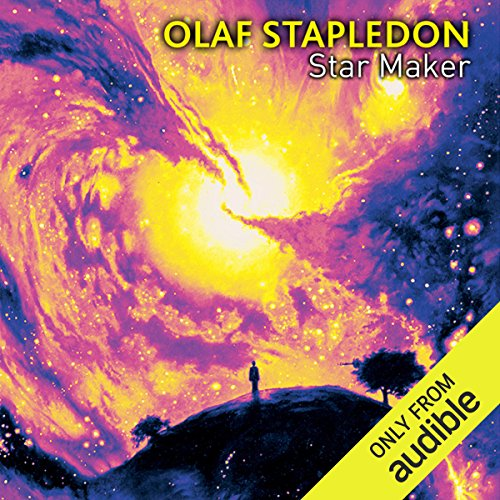 Star Maker audiobook cover art